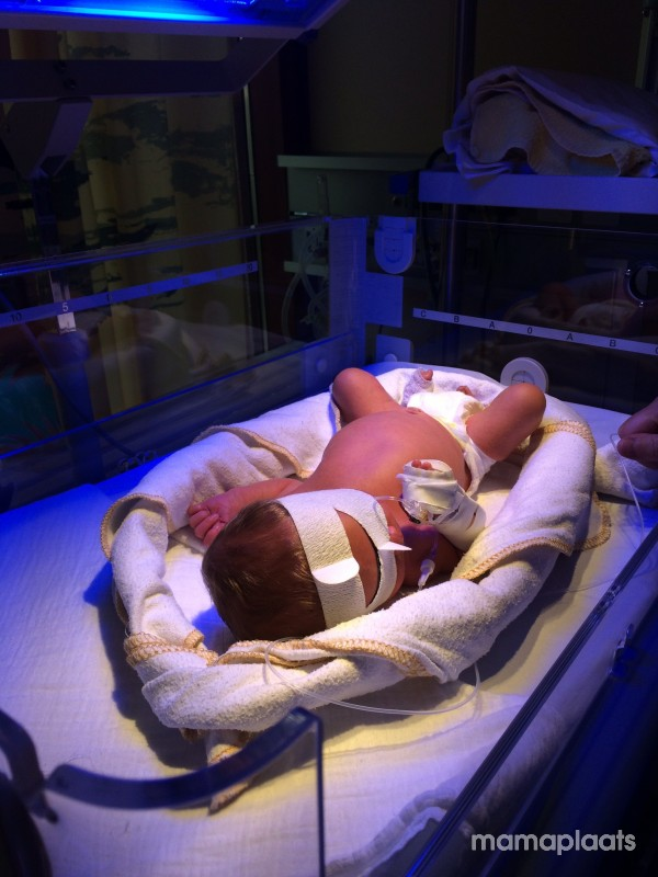 Afbeelding blog 'HG, baby-geelzucht en de verschrikkelijke Kraamverzorgster'