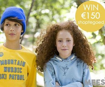 Win: €150,- shoptegoed van Mees!