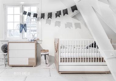 Petite Amélie Babykamers