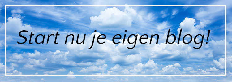 start-nu-je-eigen-blog