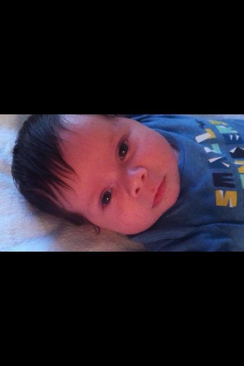 Noah 6 weken oud