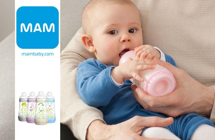 Test MAM Anti-Colic-flesje tegen buikkrampjes!