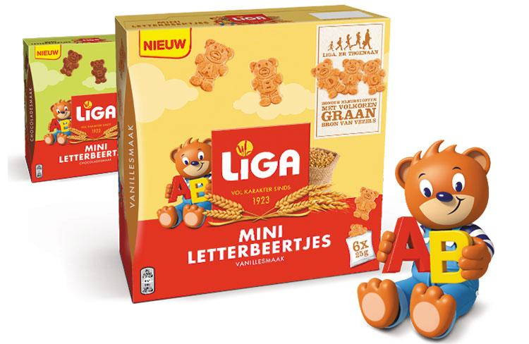 Test LiGa Mini Letterbeertjes