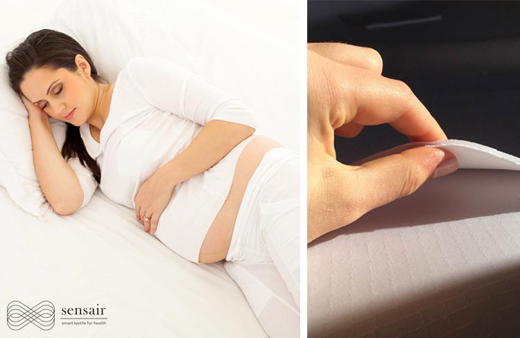 Test het nieuwe Sensair 3D laken van Sense Textile t.w.v. €289,95