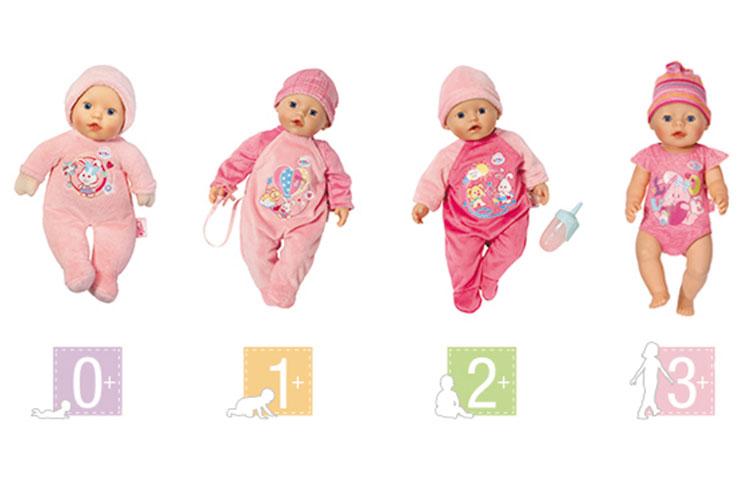 Test: BABY born van 0 t/m 3 jaar